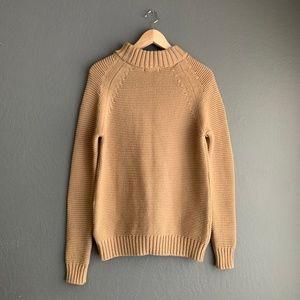 ZARA Chunky Knit Sweater